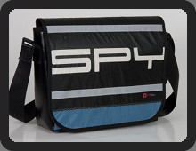 blauer gaastra SPY messenger bag