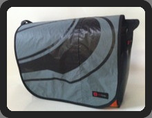 ozone messenger bag